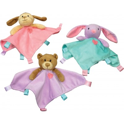 Soothers Blanket Toys