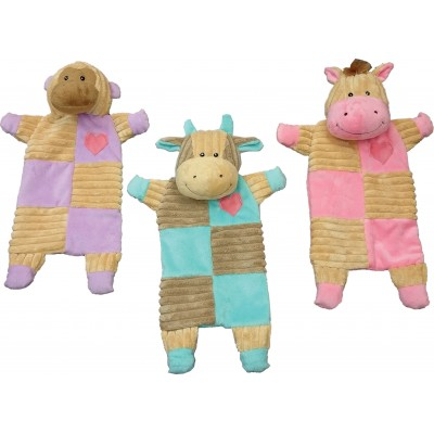 Soothers Crinkle Toys