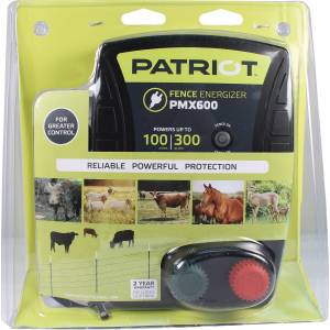 Patriot PMx600 Fence Energizer