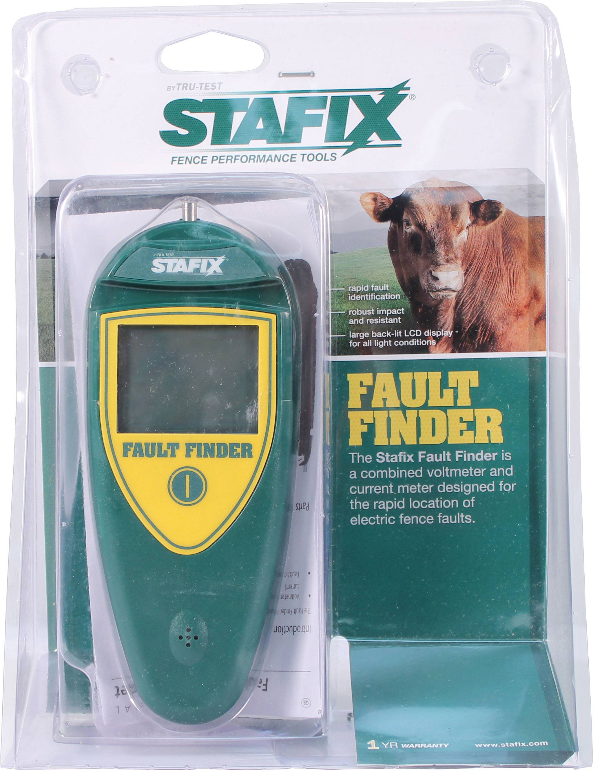 Stafix Fault Finder Electric Fence Tool
