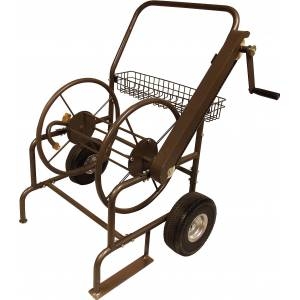 Commercial Hose Reel Cart