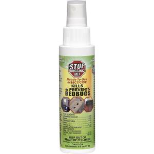 Bed Bug Travel Spray