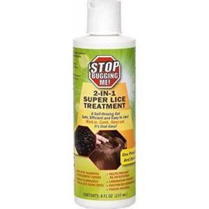 Super Lice Gel Shampoo
