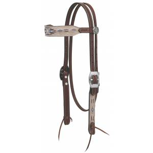 Weaver Winter Star Browband Headstall