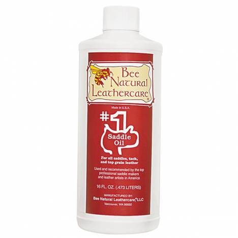 Bee Natural #1 Saddle Oil