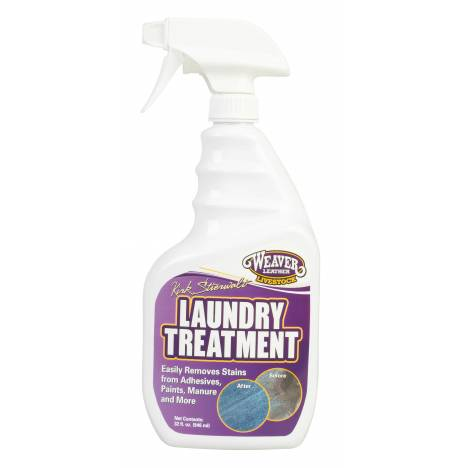 Weaver Laundry Treatment
