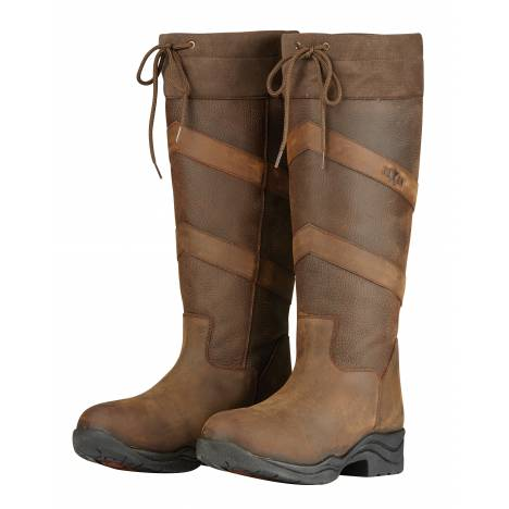 Saxon Pilton Boots - Ladies