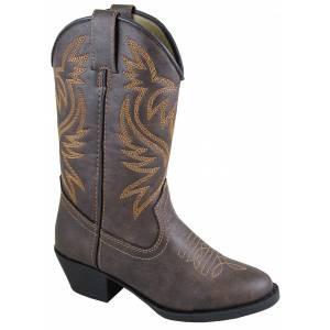Smoky Mountain Del Rio Boot - Kids - Brown Distress