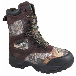 Smoky Mountain Sportsman Boot - Kids - Brown/Camo