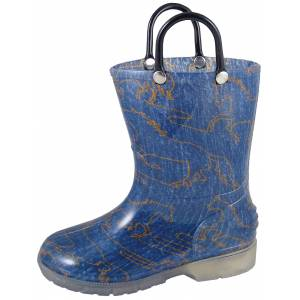 Smoky Mountain Starlight Boot - Kids - Blue