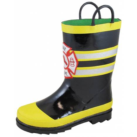 Smoky Mountain Fireman Boot - Toddler