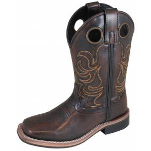 Smoky Mountain Landry Boot - Youth - Chocolate