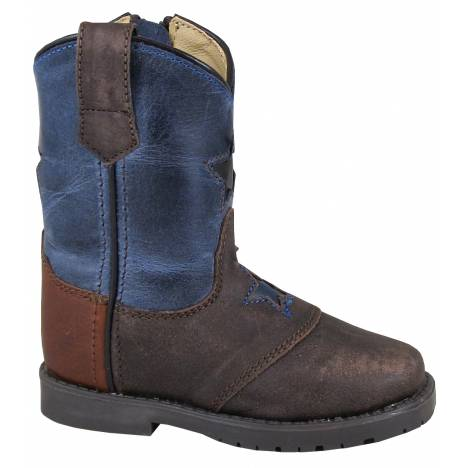 Smoky Mountain Autry Boot - Toddler - Blue Crackle