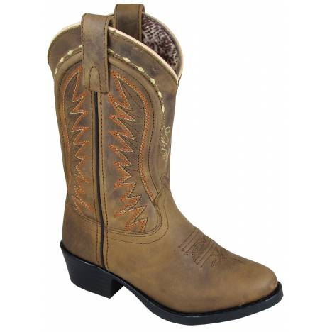 Smoky Mountain Sienna Boot - Kids - Tobacco