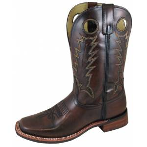 Smoky Mountain Landry Boot -Mens - Chocolate
