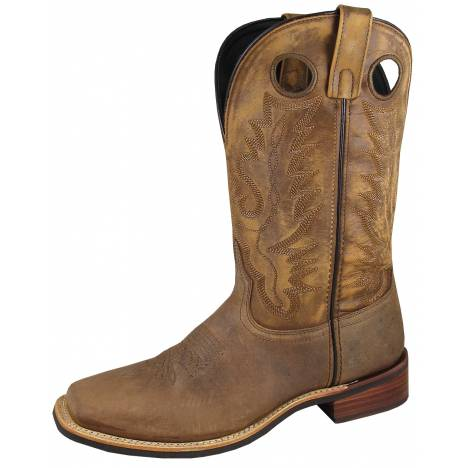 Smoky Mountain Timber Boot - Mens - Brown Distress