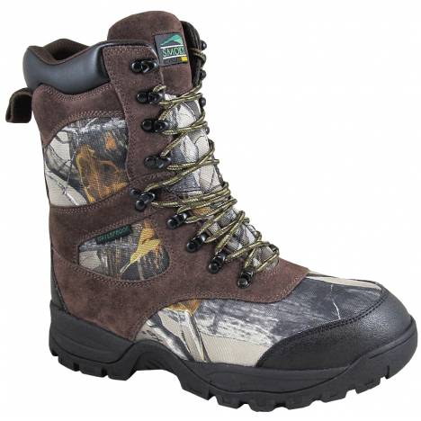 Smoky Mountain Sportsman Boot - Mens - Brown/Camo