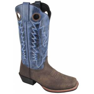Smoky Mountain Mesa Boot - Mens - Brown/Blue