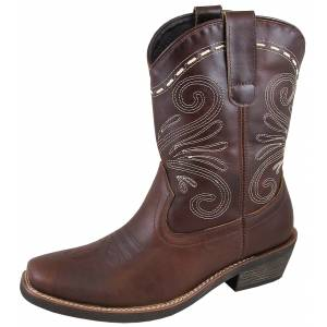 Smoky Mountain Josie Boot - Ladies - Dark Brown