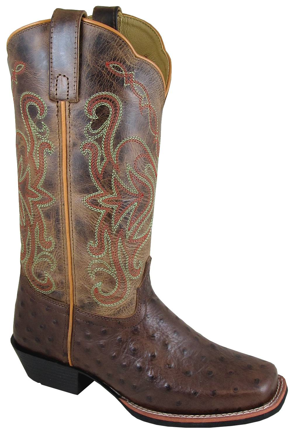 Smoky Mountain Belle Boot - Ladies - Tobacco/Brown Crackle