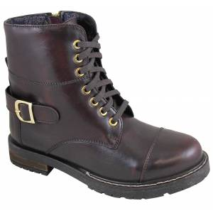 Smoky Mountain Morgan Boot - Ladies - Burgundy