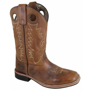 Smoky Mountain Napa Boot - Ladies - Brown