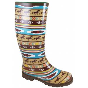Smoky Mountain Riverbend Boot - Ladies - Multi