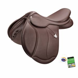 Bates Caprilli Close Contact+ Luxe Rear Flexibloc CAIR