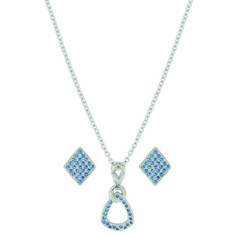 Montana Silver Bellwether Jewelry Set