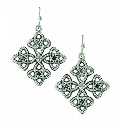 Montana Silver Celtic Winds Earrings