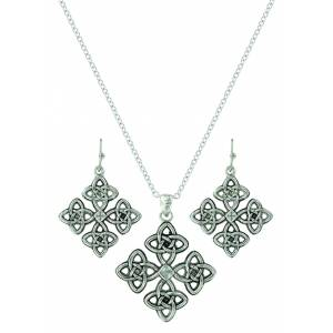 Montana Silver Celtic Winds Jewelry Set