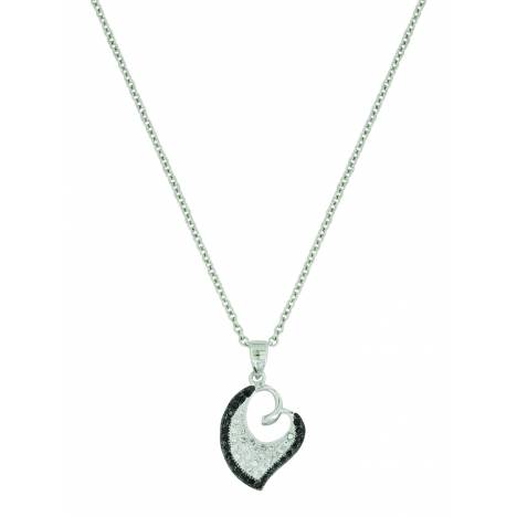 Montana Silver Dancing Hearts Necklace