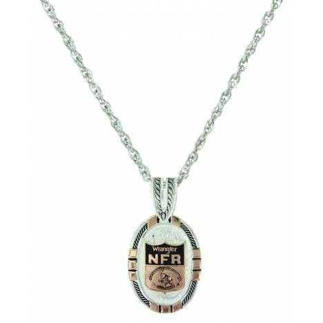Montana Silver New Traditions 2017 NFR Pendant Necklace