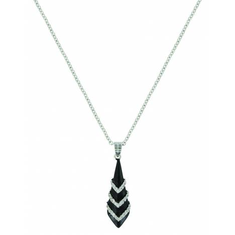 Montana Silver Wrapped in the Night Necklace