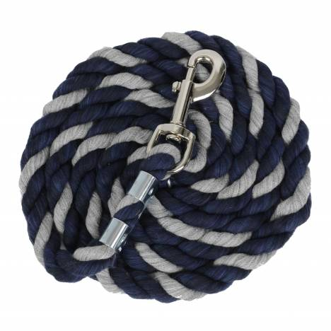 Perris Multi Colored Cotton Lead Rope