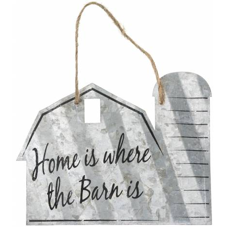 "Barn Sign 5"" - Home Is Where Barn"