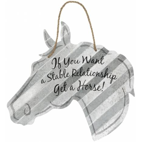 "Horse Sign 20"" - If You Want"