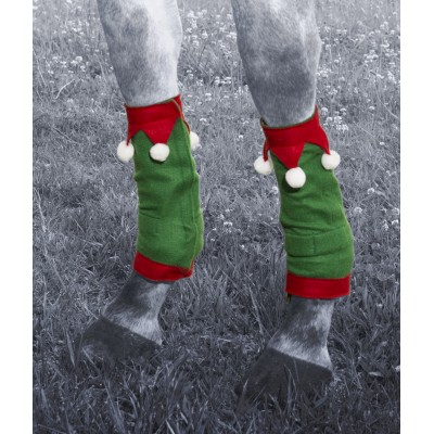 Tough-1 Elf Leg Wraps 4 Piece Set