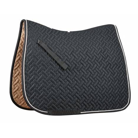 Roma Ecole Basket Quilt Dressage Saddle Pad