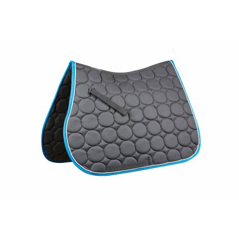 Roma Circle Quilt Dressage Saddle Pad