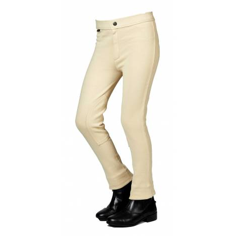 Saxon Adjustable Waist Jodhpurs - Kids