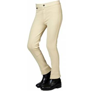 Saxon Adjustable Waist Jodhpurs No Elastic - Kids