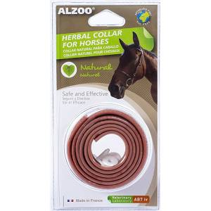 Alzoo Herbal Fly Repellent Collar for Horses