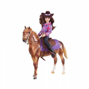 Breyer Western Horse and Rider Set