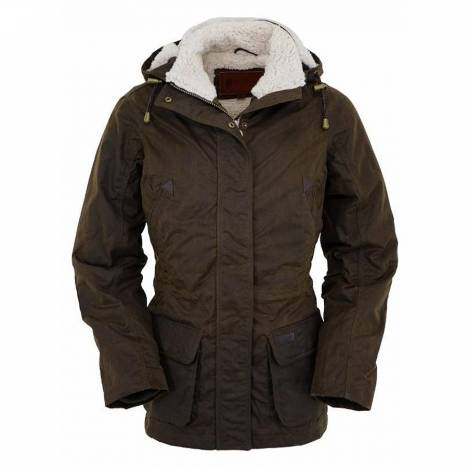 Outback Trading Oilskin Woodbury Jacket - Ladies