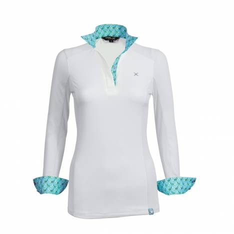 Tredstep Solo Milan Long Sleeve Competition Shirt - Ladies