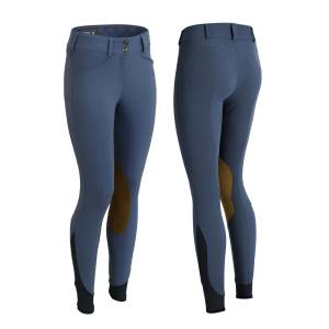 Tredstep Solo Hunter Pro Knee Patch Breeches - Ladies