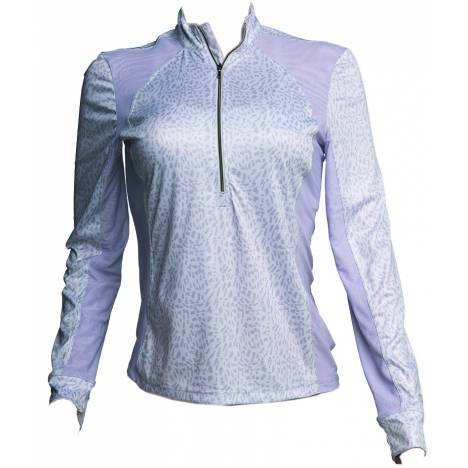 Fits Sea Breeze Long Sleeve Tech Shirt - Ladies - Crme Isles