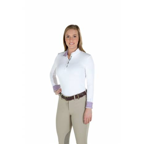 Noble Outfitters Victoria Long Sleeve Show Shirt - Ladies