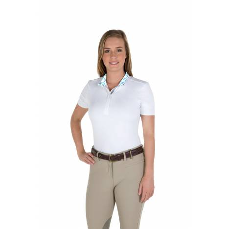 Noble Outfitters Allison Short Sleeve Show Shirt - Ladies